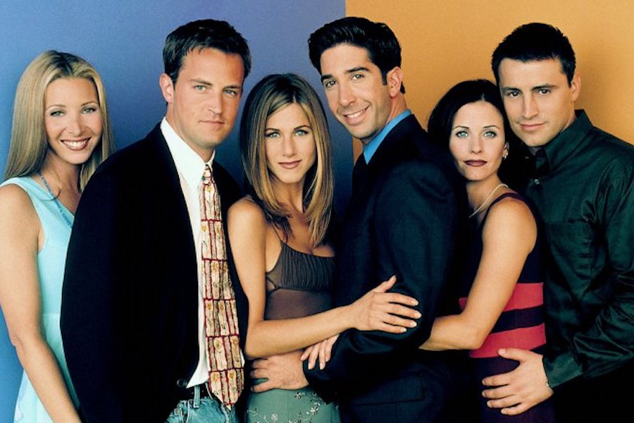 'Friends' No More: Netflix Loses Key Content to Start 2020