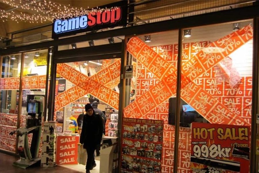 GameStop Reportedly Shutting Down Nordic Stores