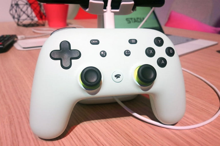Google Stadia Online Gaming Platform Set to Launch Nov. 19