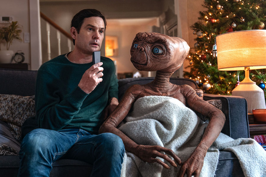'E.T.' Friends Reunite to Market Xfinity and Sky Technology