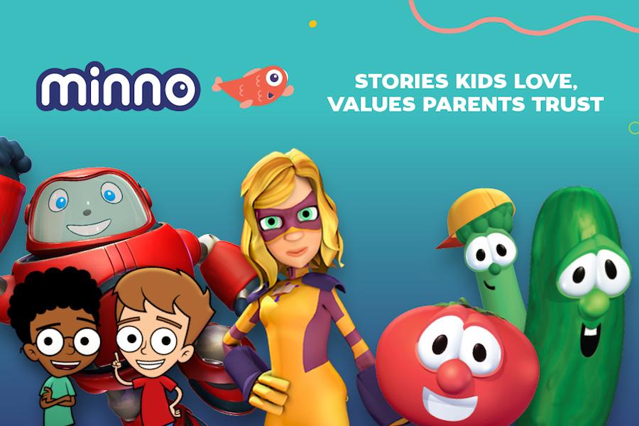 New Christian Company Minno Launches SVOD Service for Kids