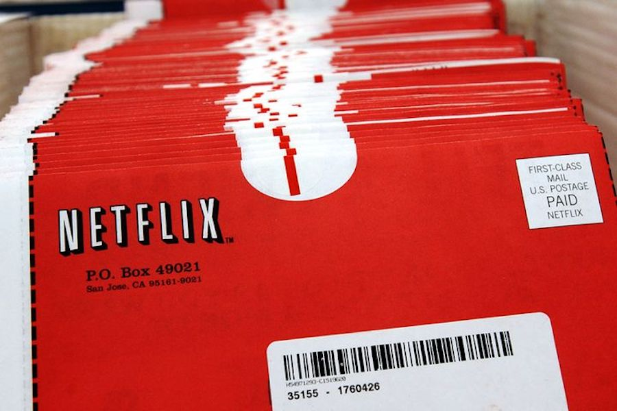 Netflix Generated $200 Million in 2020 DVD/Blu-ray Disc Rental Revenue