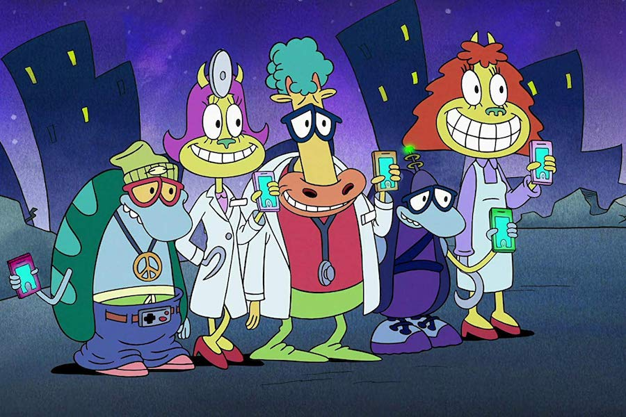 Netflix Inks New Deal With Nickelodeon