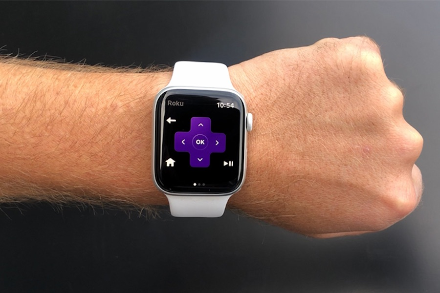 Roku App Now Live on Apple Watch