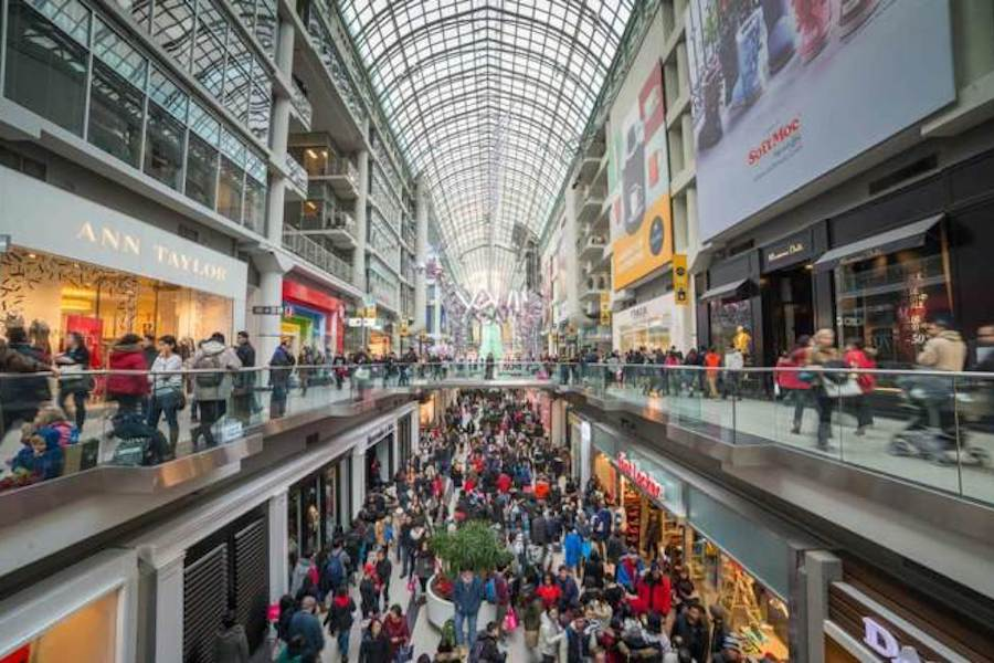 NRF: Half of Winter Holiday Shopping Already Started