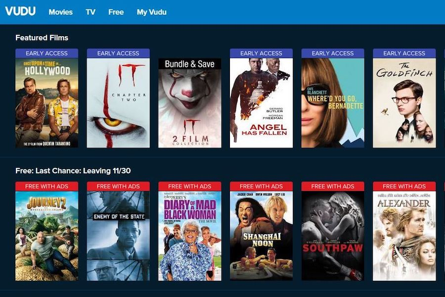 Walmart's Vudu Dropping In-Home Disc-to-Digital Support
