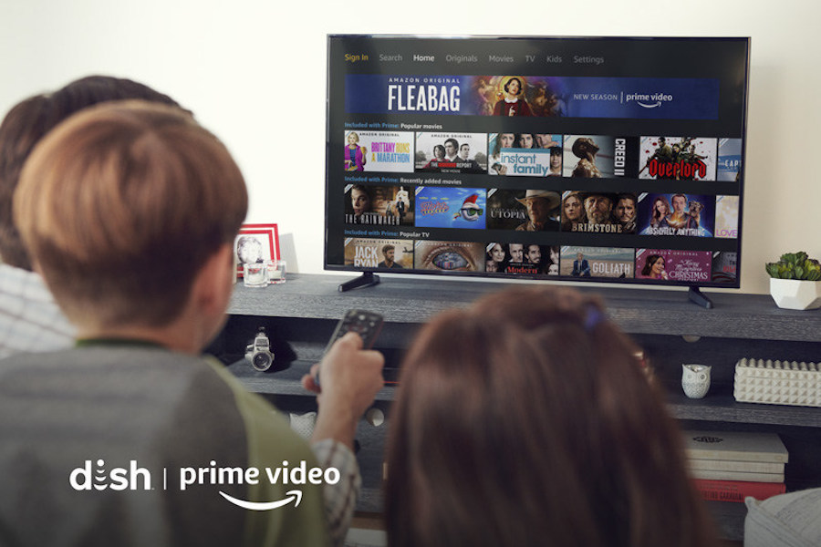 Amazon Prime Video Debuts on Dish Hopper 3