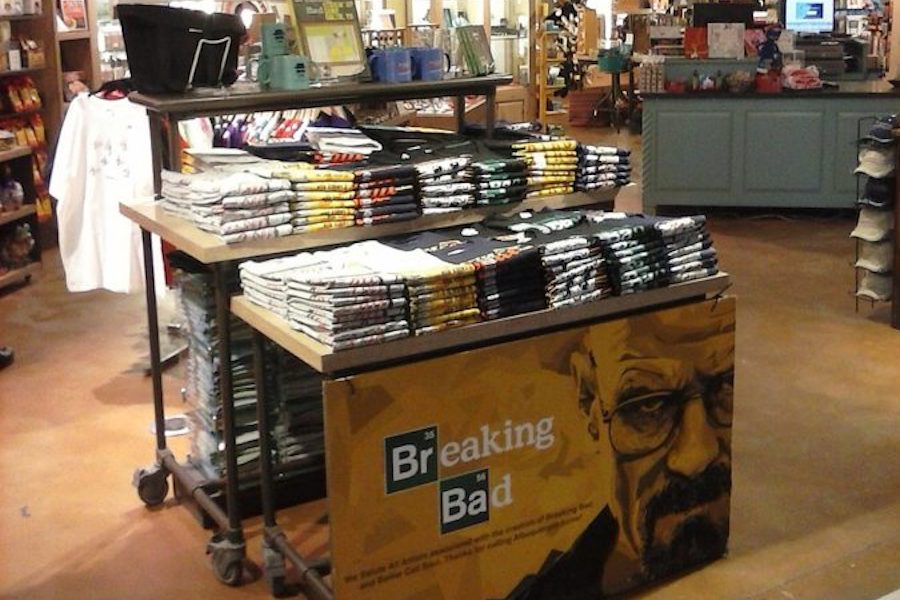 'Breaking Bad'-Themed Retail Store Opening in Albuquerque