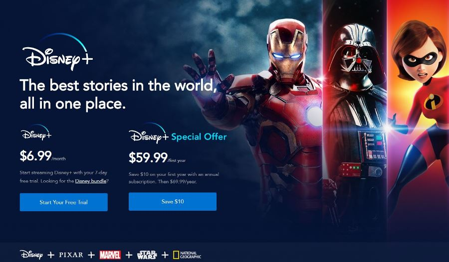 Disney Pulls Out the Stops on Cyber Monday Discounts
