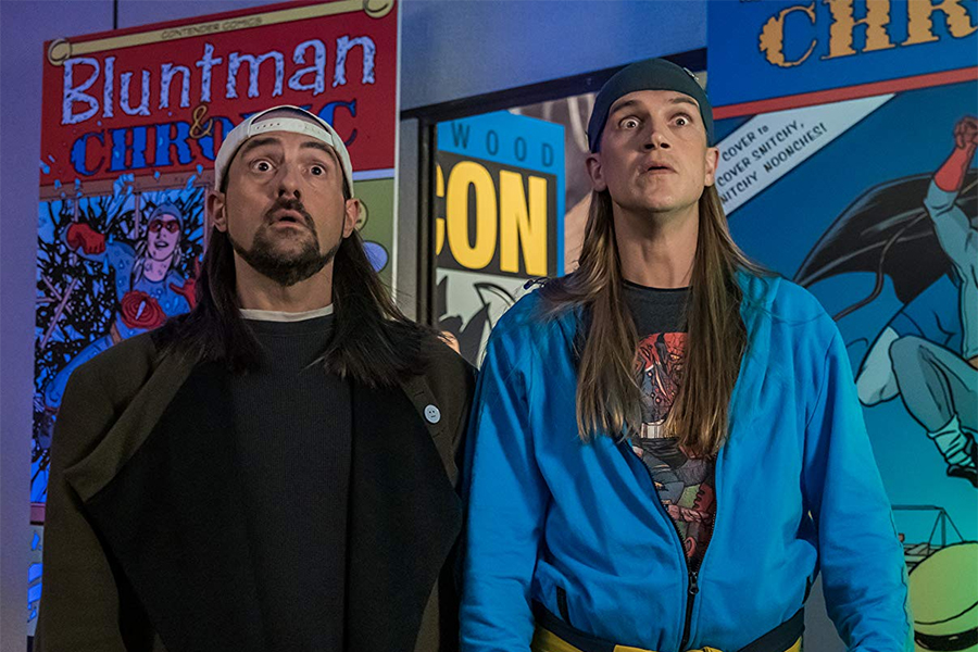 'Jay & Silent Bob Reboot' Coming to Disc, Digital Jan. 21