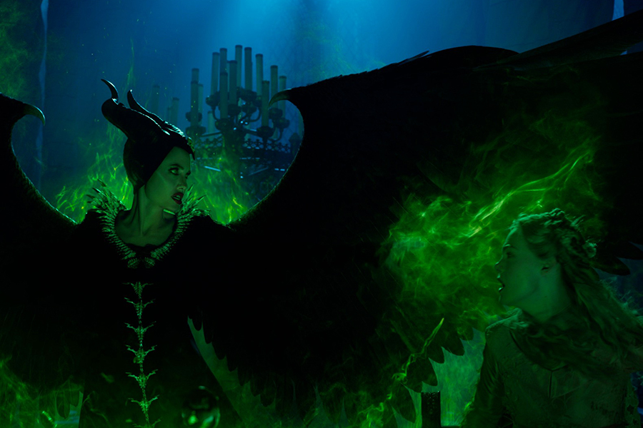 'Maleficent: Mistress of Evil' Conjures Up First Place on Disc Sales Charts