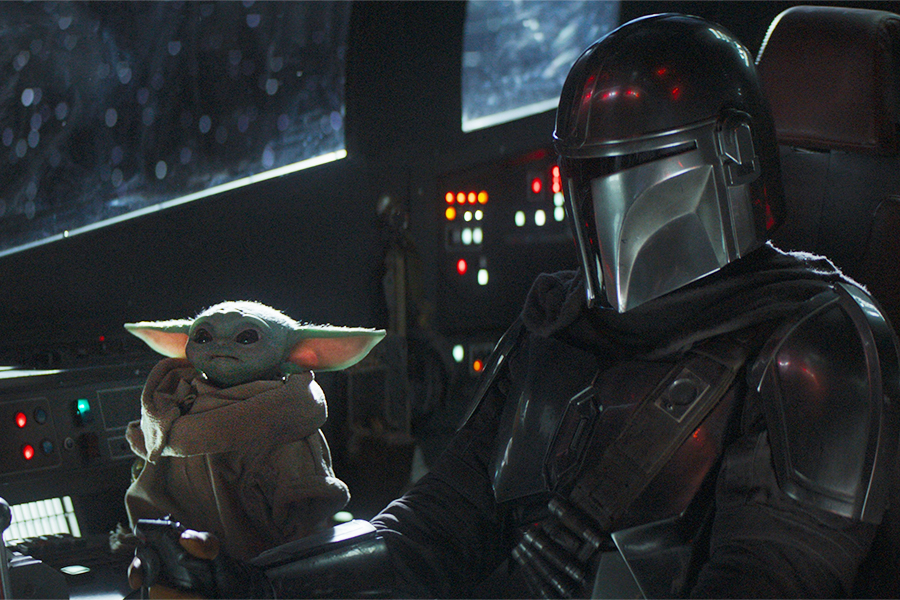 Disney+ Wins Its First-Ever Emmys With 'The Mandalorian'
