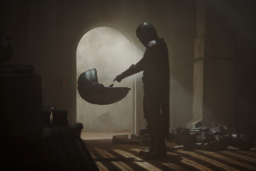 'Mandalorian' Still on Top of Parrot's TV Demand Charts