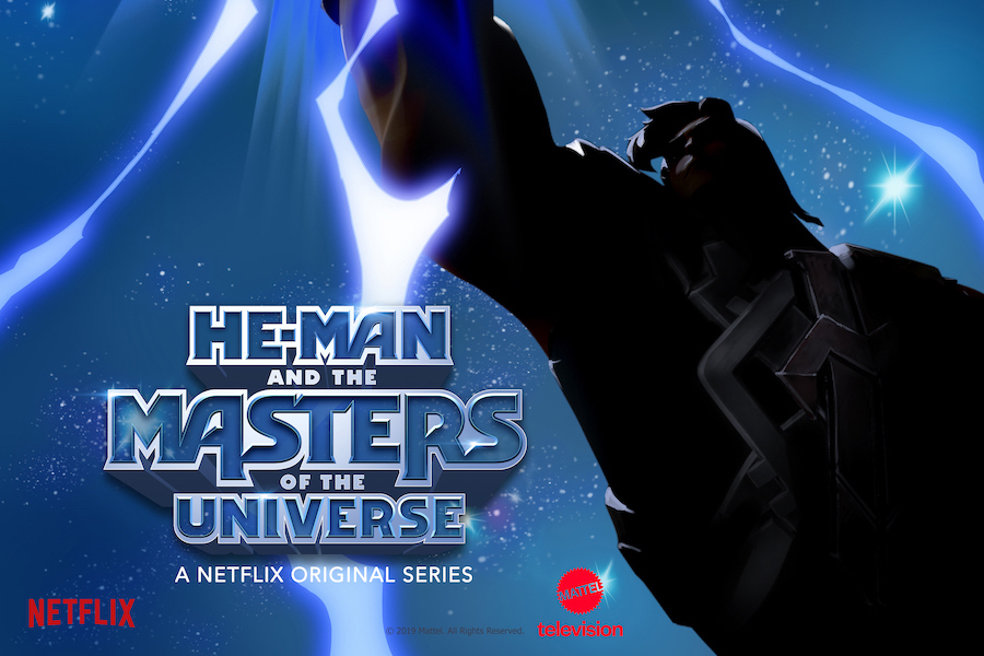 Netflix and Mattel to Produce CG-Animated 'He-Man' Series