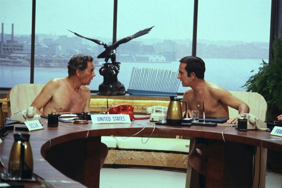 Kino Lorber Releasing 'Get Smart' Offshoot Movie 'The Nude Bomb' on Blu-ray Dec. 10