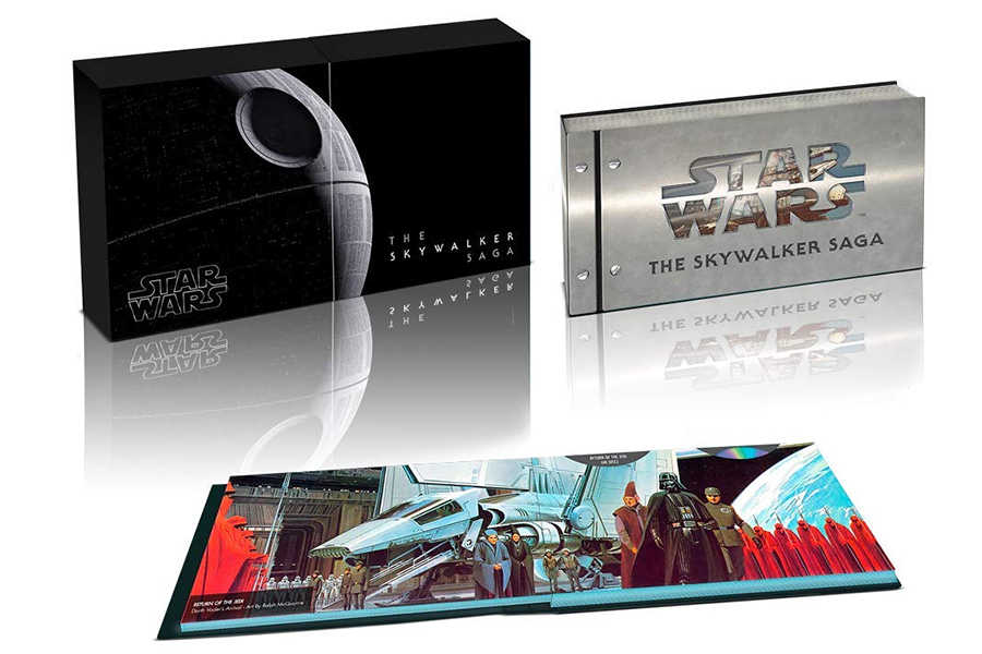 Merchandising: 'Rise of Skywalker' Home Video Exclusives Unveiled
