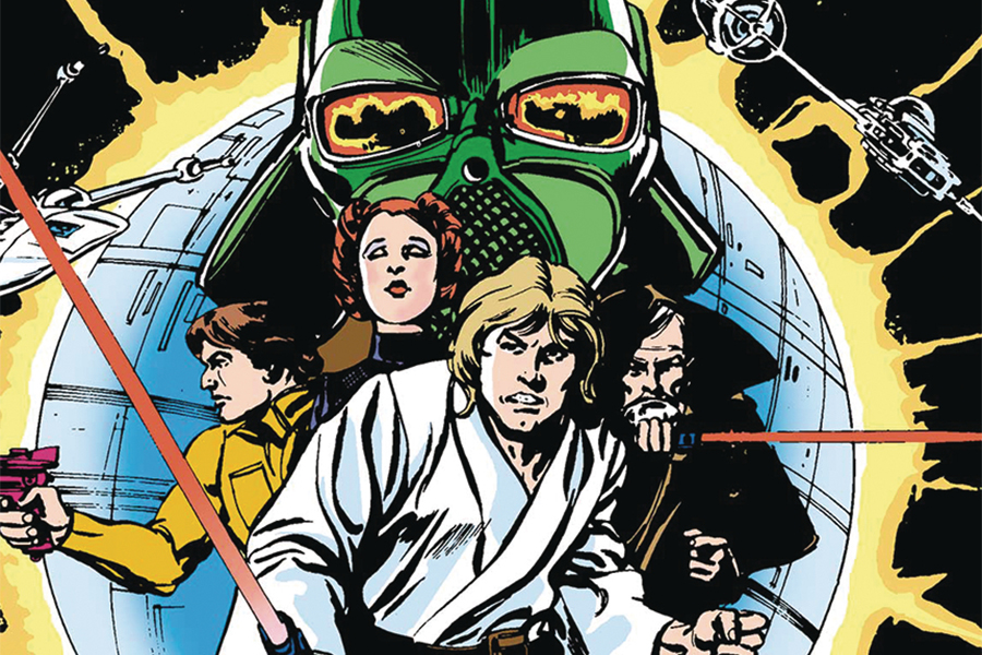 'Star Wars,' Comic Books and the Legacy of Fox