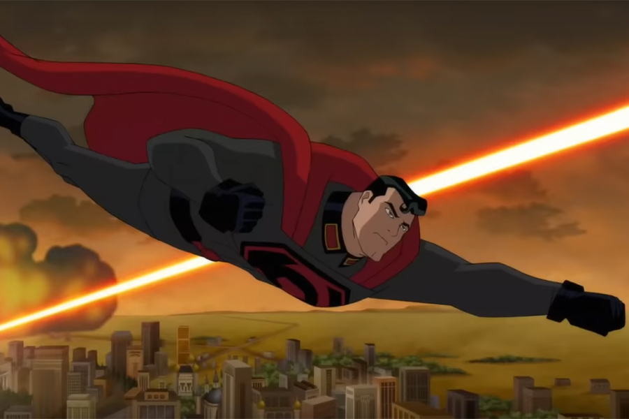 Animated Elseworlds Adventure 'Superman: Red Son' Flying to Home Video in 2020