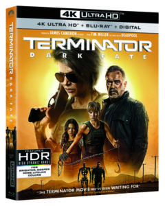 terminator dark fate soundtrack release date