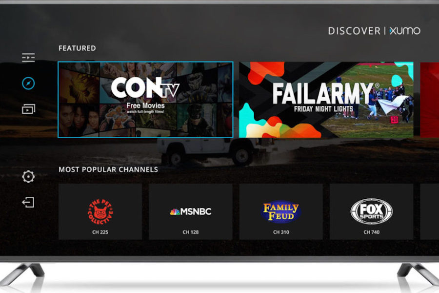 Xumo AVOD Service Coming to Sony and Panasonic Smart TVs