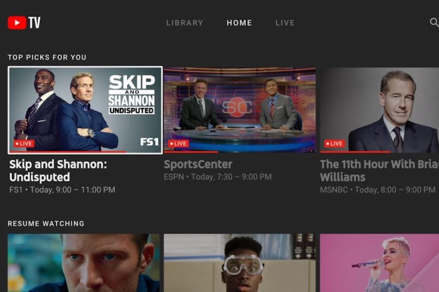 YouTube TV Tops 2 Million Subscribers
