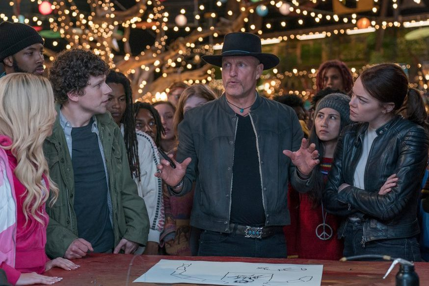 Sony Pictures Sets Home Release Dates for 'Zombieland: Double Tap'