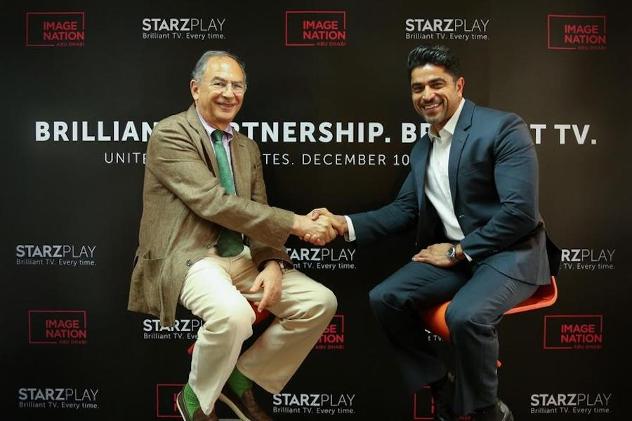 StarzPlay Inks Content Deal With Image Nation Abu Dhabi