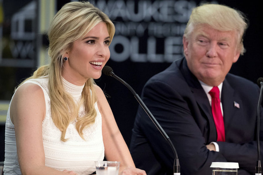 Ivanka Trump Named CES Keynote Speaker