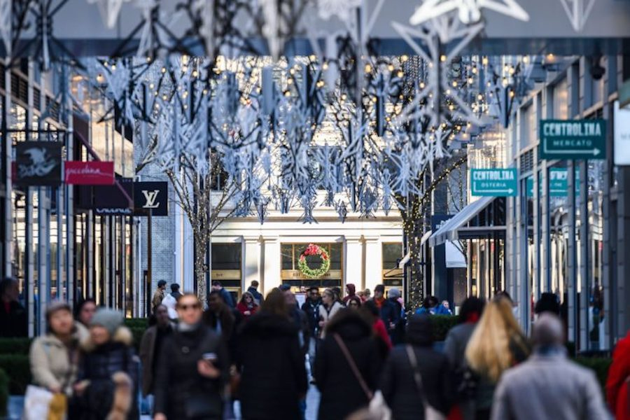 New Data Highlights Big-Box Winter Retail Foot Traffic
