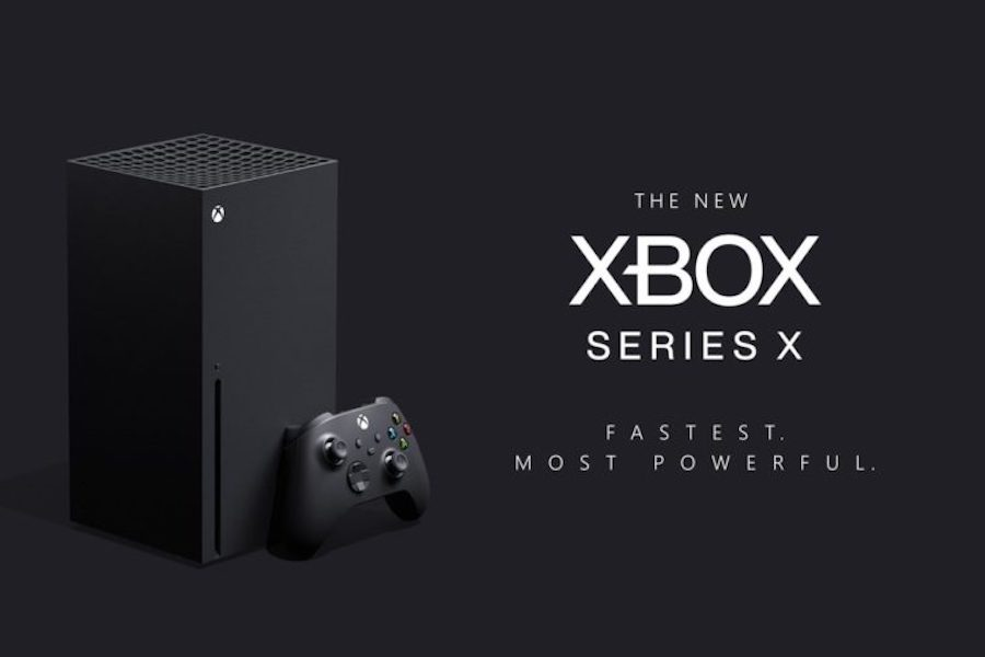 Microsoft Unveils Xbox Series X Video Game Console Launching Winter 2020
