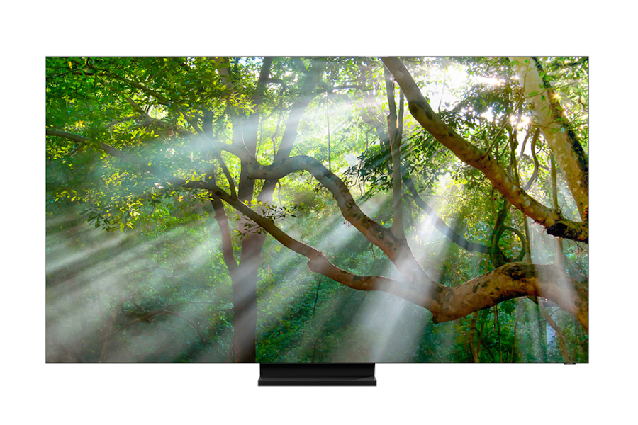 Samsung Electronics Unveils 2020 QLED 8K TV Lineup, New AI Capabilities at CES
