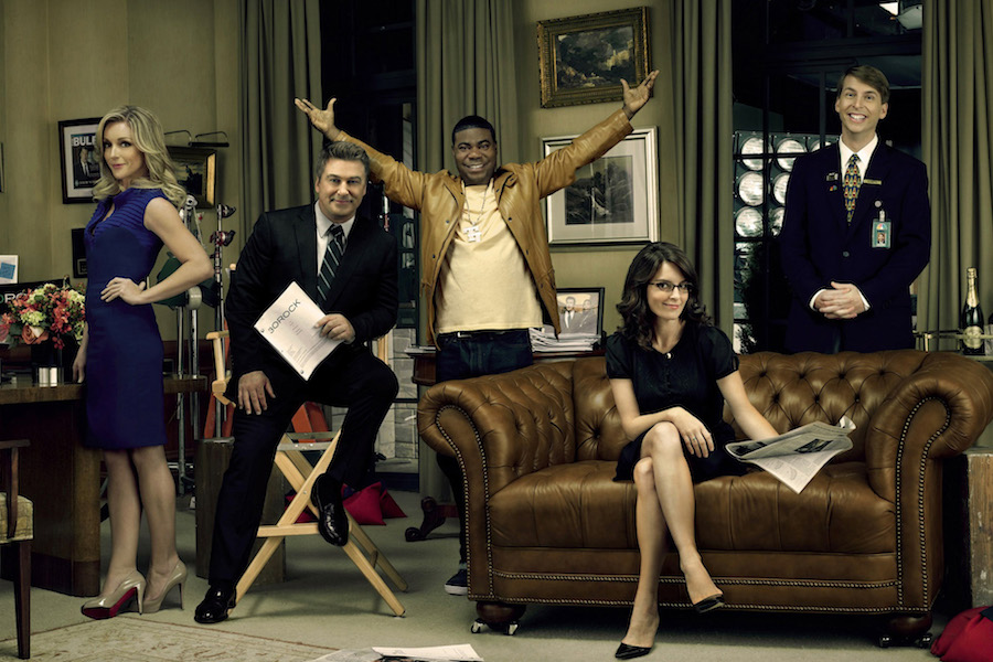 '30 Rock' Complete Series Set Coming From Mill Creek April 21 on DVD and Blu-ray