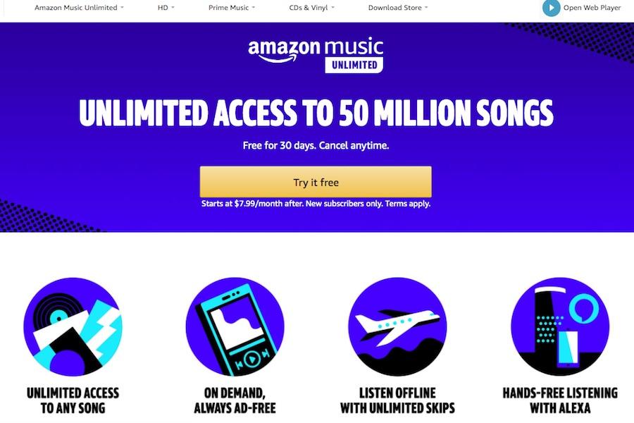 Amazon Music Tops 55 Million Subscribers