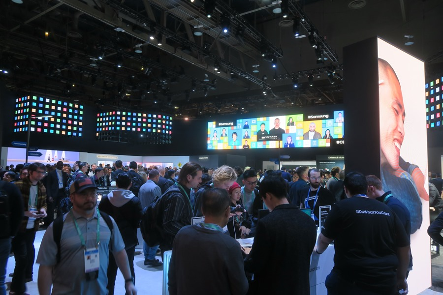 CES 2021: Expanding Digital Reach, Limiting Physical Contact