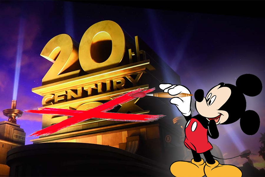 Disney Dropping 'Fox' From Content Branding