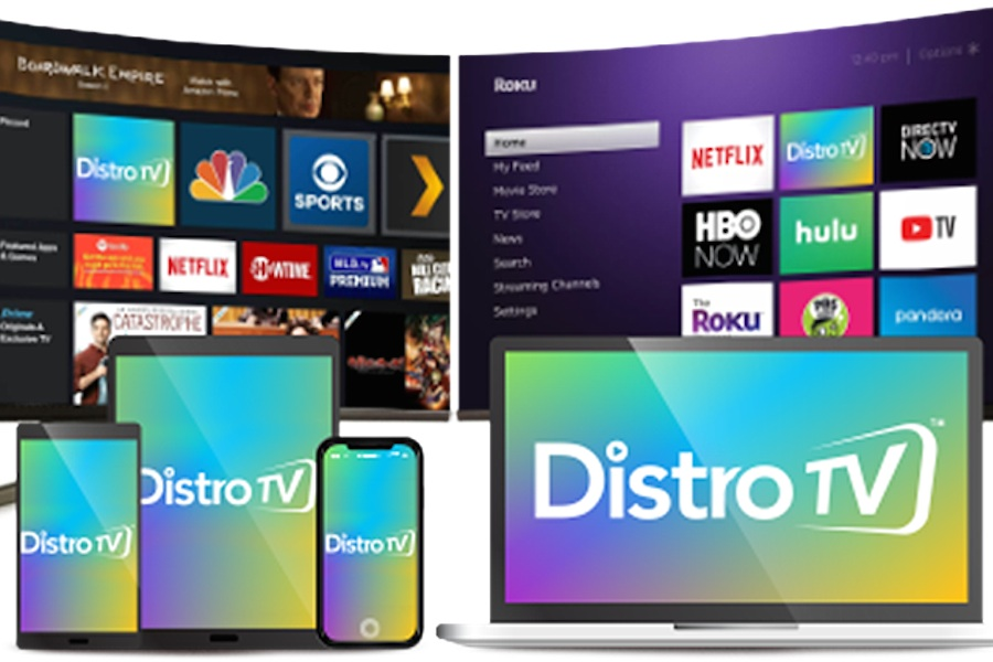 Eight Cinedigm Networks Coming to Free OTT Service DistroTV
