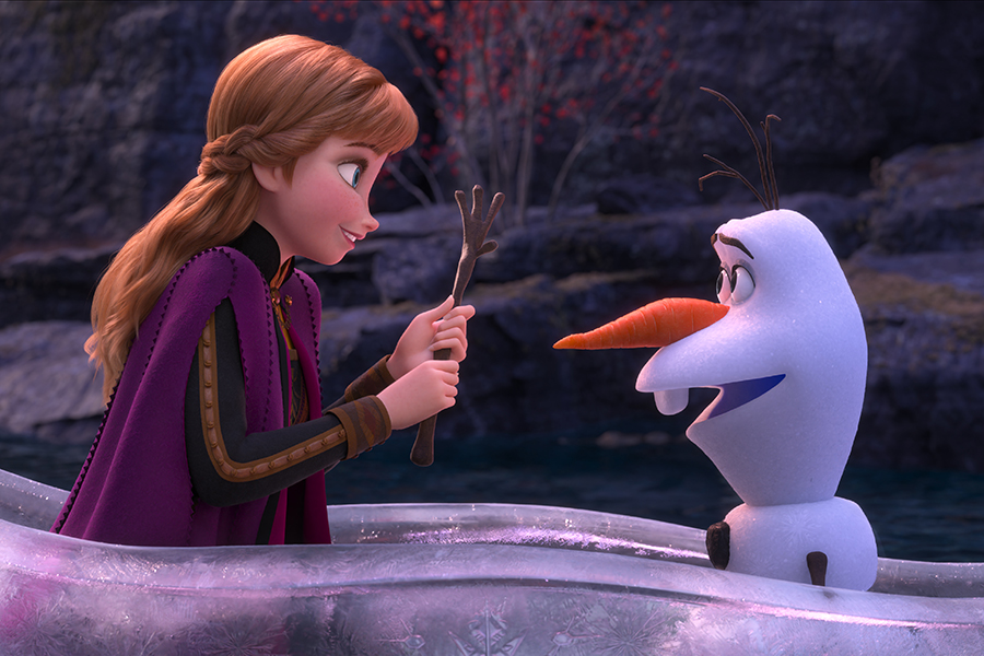 'Frozen II' Tops Redbox Disc Rentals; 'Knives Out' Remains Atop On Demand List