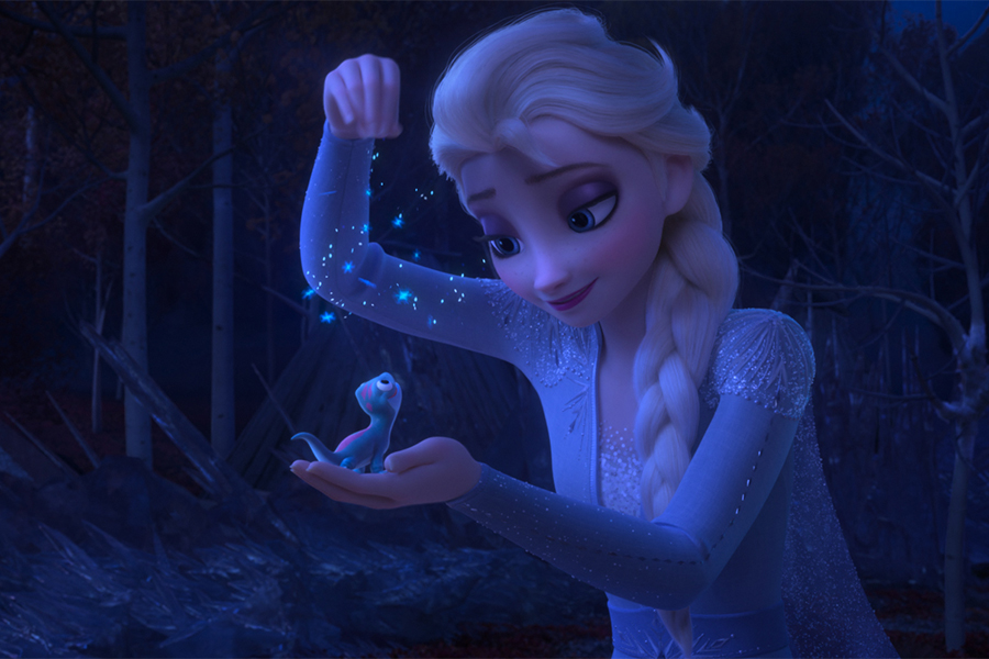 'Frozen II' Tops Disc Sales in March