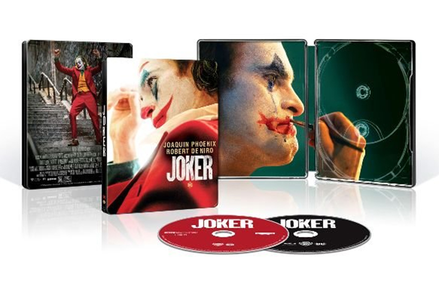 Merchandising: Retailers Deal Out 'Joker' Exclusives