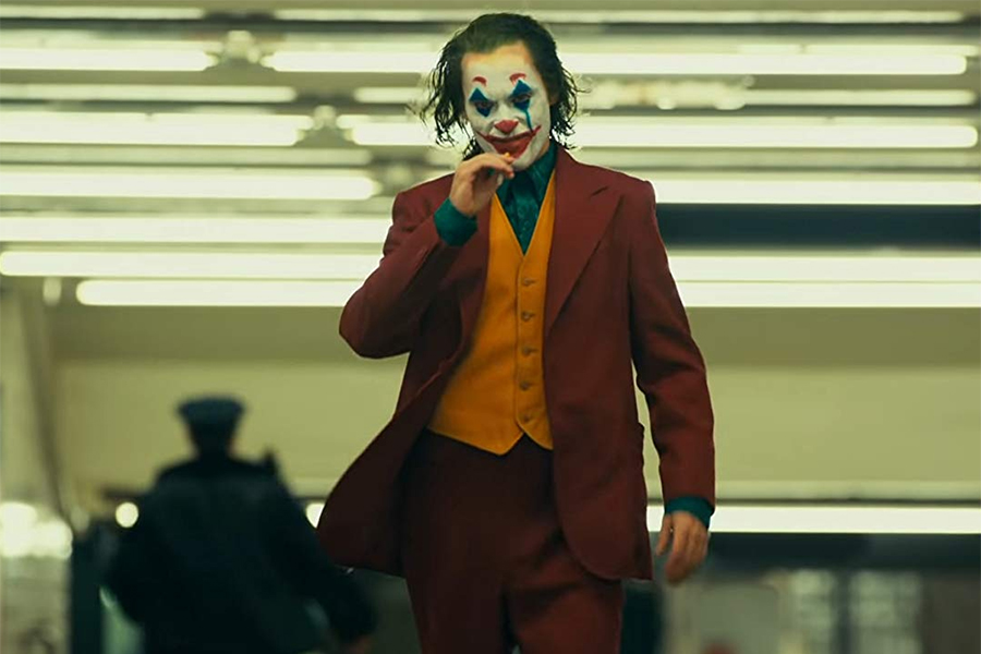Thanksgiving Discounts Push 'Joker' Back to No. 1 on Disc Sales Charts
