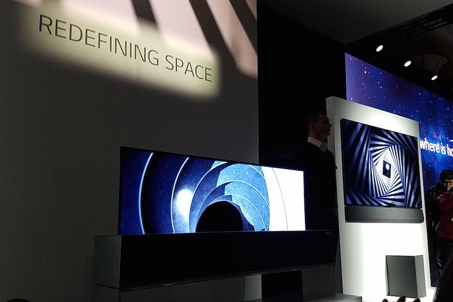 LG Touts Filmmaker Mode at CES