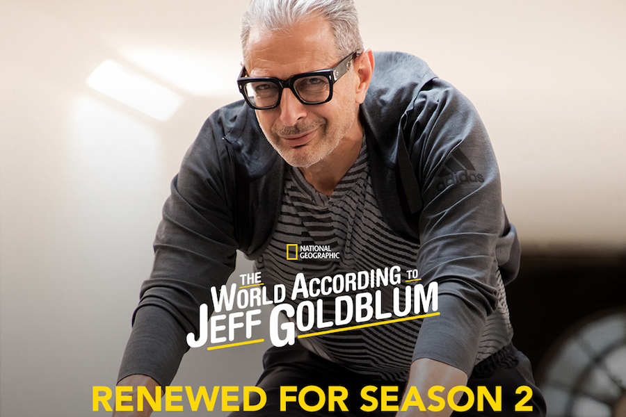 Disney+ Renews 'World According to Jeff Goldblum' for Season 2
