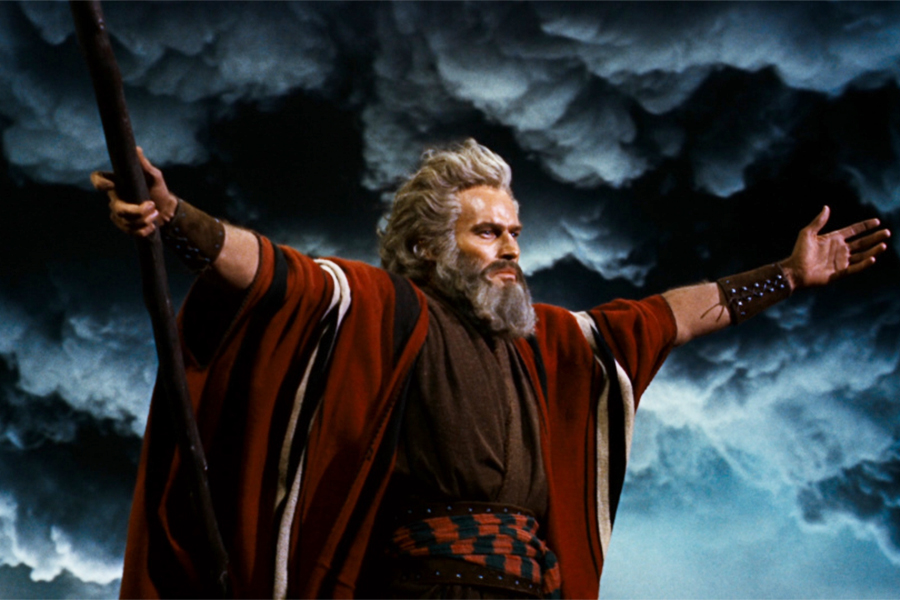 Paramount Reissuing Blu-ray of DeMille's 'Ten Commandments'