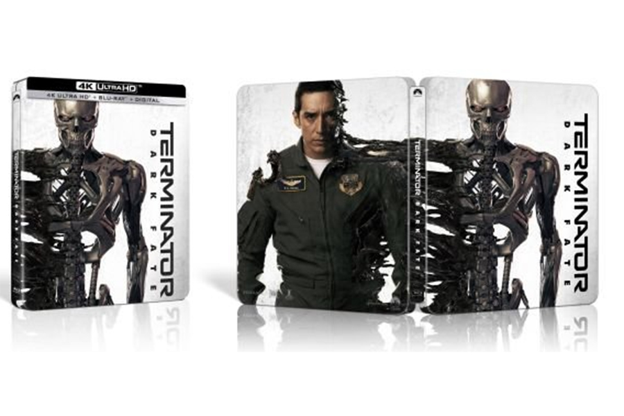 Merchandising: A couple of 'Terminator' Choices