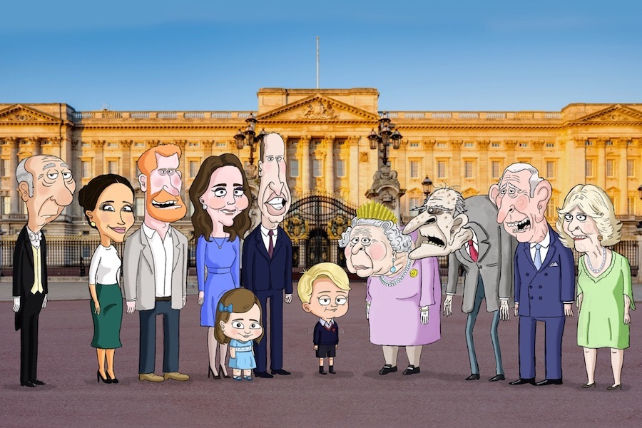 HBO Max Greenlights Animated Satire of British Royals 'The Prince'