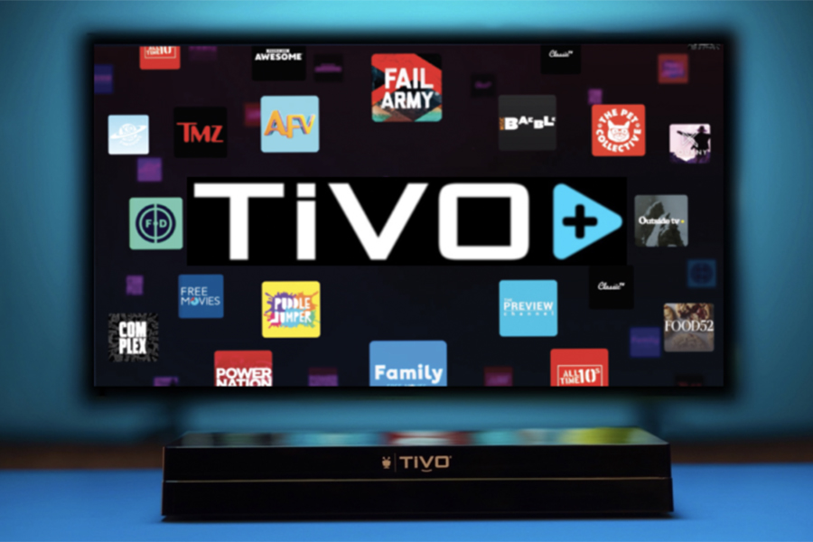 TiVo Bows Branded 4K Video Streaming Device