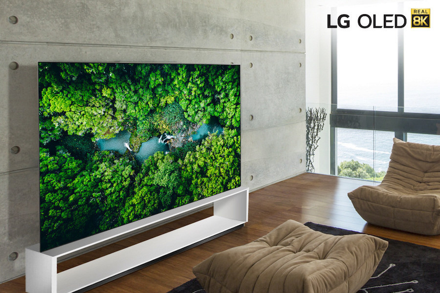 LG to Bow Expanded 8K TV Lineup at CES