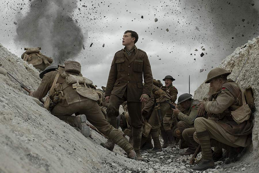 '1917' Back Atop U.K. Home Video Chart