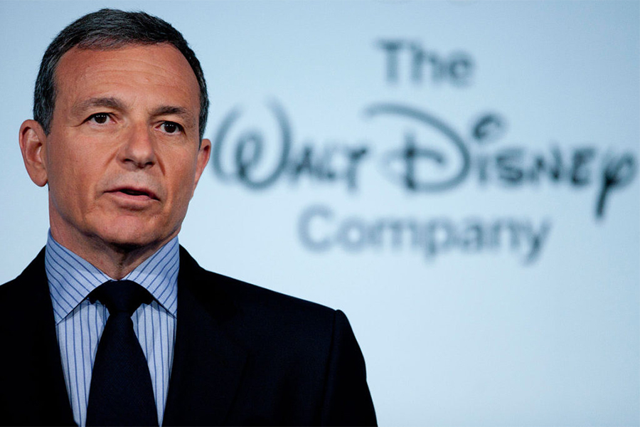Bob Iger Upping Corporate Presence as Pandemic Ravages Disney