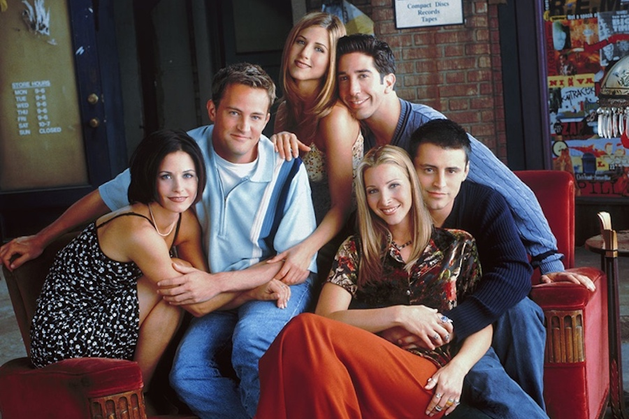 'Friends' Cast to Reunite for Special on HBO Max